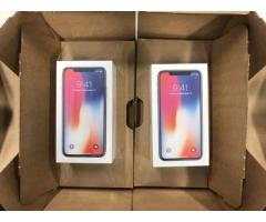 Apple iPhone X 530 Euro iPhone 8/8 Plus 400 Euro Samsung S9/S9 Plus Note 8 €350 Euro